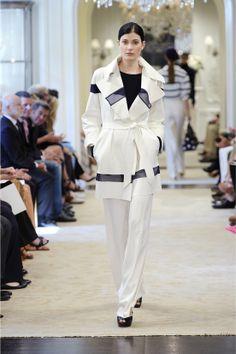 Défilé Ralph Lauren croisière 2015 #mode #couture #fashion
