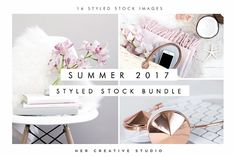 SALE* Summer Styled Stock Bundle by Her Creative Studio on @creativemarket