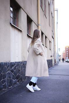 ALEXANDRA'S with the WST Llama Fur Coat