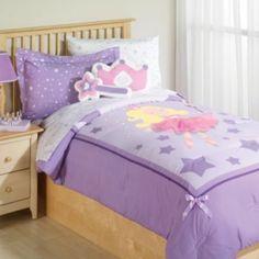 Little Princess bedding coordinates, Kohl's.