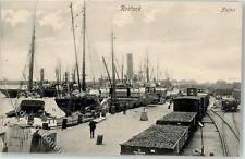 52319787 - Rostock Hafen Eisenbahn