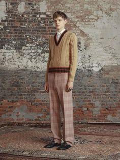 Gucci Resort 2016 Collection -  #Menswear #Trends #Tendencias #Moda Hombre