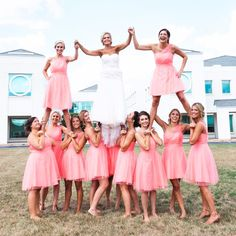 20 Bridesmaids that are Giving Us #SquadGoals | WeddingDay Magazine