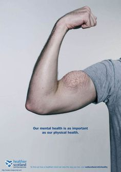 mental health creative advertising campaign