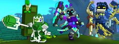 Voxelated free-to-play MMO adventure Trove announced for Free To Play, Indie Games, Xbox One, Ps4, Card Games, Cube, Video Games, Adventure, Gaming
