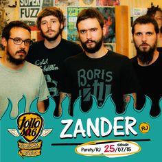 Com vocês, Zander! Figura marcada na cena independente, a banda dispensa apresentação. DIY / Punk / Hard Rock - tudo em uma só! Dia 25/07, mais um show imperdível no Festival Tollosa!  Assistam em: https://www.youtube.com/watch?v=VhtA_tsEvlg  #Tollosa #FestivalTollosa #FestivalDeMúsica #experimentemusica #Zander #ZanderBlues #festival #bandasindependentes #bandas #hardrock #hardcore #punkrock #cultura #turismo #arte #música #VisiteParaty #TurismoParaty #Paraty #PousadaDoCareca