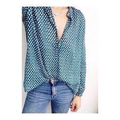 blouse helba isabel marant