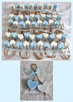 bedankjes-geboorte-geboortebedankjes-jongen-zeepjes-zeephartjes-hartjes-touw-lintje.jpg (1145×1600)