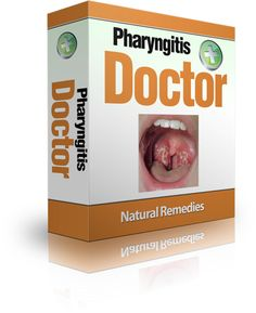 Natural Pharyngitis Infection Remedy  So good that it is guaranteed to dramatically reduce or even stop your Pharyngitis Infection symptoms- or 100% of your Money Back! Only $87 http://www.healthproductsbusiness.com/mouth-and-throat-conditions/pharyngitis/