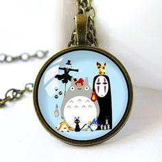Totoro Spirited Away Miyazaki