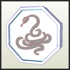 Jackie Chan Adventures - Snake Talisman - Power of invisibility.