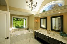 Master Bath... Wish there was a better picture!