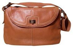 Etienne Aigner Leather Shoulder Bag $36