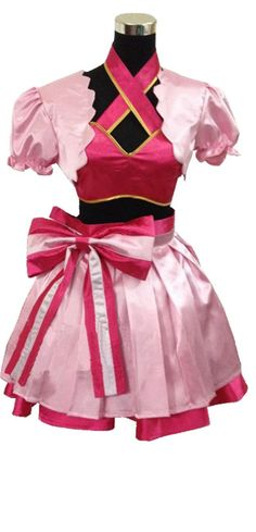 Vicwin-one Dog Days Millhiore F. Biscotti Cosplay Costume * Continue to the product at the image link.