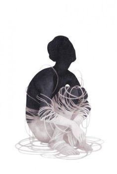 Illustrations By Ashley Mackenzie #illustration #drawing: