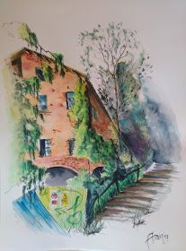 """ex caserma """"Durando"""", Mondovi' (Italy)"""