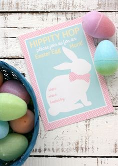 My Sister's Suitcase: FREE Easter Printable Blog Hop