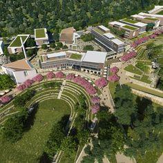 Universidad del Istmo Master Plan and Implementation / Sasaki Associates | ArchDaily