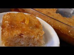 ΠΟΡΤΟΚΑΛΟΠΙΤΑ. Η καλύτερη συνταγή για τέλεια πορτοκαλόπιτα!!!! - YouTube Pudding, Cake, Desserts, Food, Youtube, Porto, Tailgate Desserts, Deserts, Custard Pudding