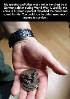 He didn't need much money to survive   funny pictures