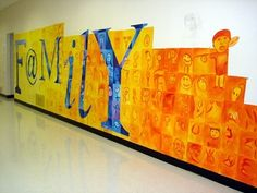 school mural painting - Yahoo Image Search Results