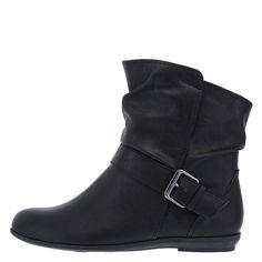 Women's Natalee Slouch Boot, Black