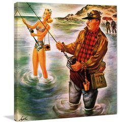 Bikini Fishing - Marmont Hill