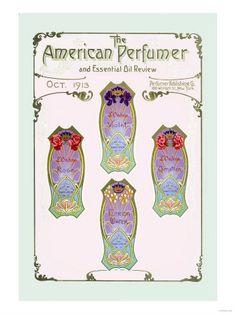 American perfumer