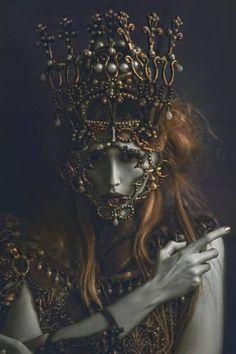 Her Darkness by Agnieszka Osipa