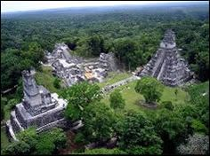 Tikal - The greatest of all Mayan cities.