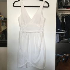 VS cover up dress Victoria's Secret bra top cover up dress like the one shown in the picture. Never been worn. Victoria's Secret Dresses Midi