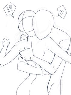 Draw this cute Hug <3