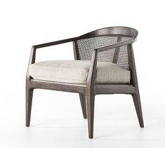 Jansen Accent Chair #potterybarn