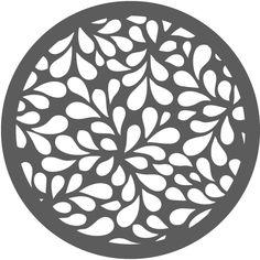 Pochoir pétales Arabesque, Motif Oriental, Coffee Stencils, Stencil Stickers, Sculpture Painting, Silhouette Portrait, Charms, Stencil Designs, Scrapbooking