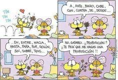 #gaturro #preposiciones