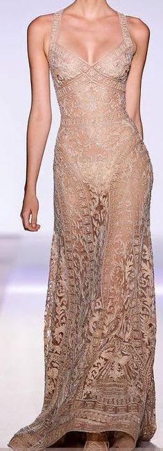 Zuhair Murad Couture Spring-summer 2013