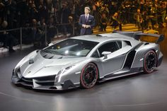 Cars News and Images: Lamborghini Veneno, another idiocy from Lambo