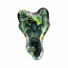 """33"""" Incredible Hulk Figure Helium Shape by National Party Supply, http://www.amazon.com/dp/B001ELHCGY/ref=cm_sw_r_pi_dp_X8Tlrb1MA1K7C"""