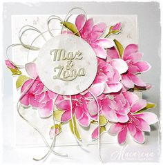 macarena-creativa: Wedding Magnolias