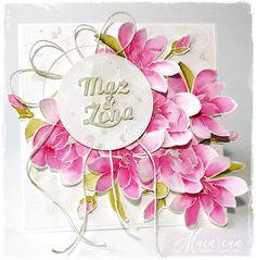 macarena-creativa: Wedding Magnolias