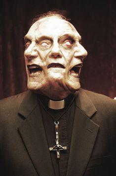 devil priest | Priest,Evil,Zombie,Devil,Photo Manipulation,Photography