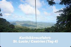 Karibikkreuzfahrt: St. Lucia / Castries Mountains, Nature, Travel, Island, Destinations, Viajes, Naturaleza, Traveling, Trips