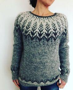 Ravelry: geraknits' Vintersol Sweater Testknit