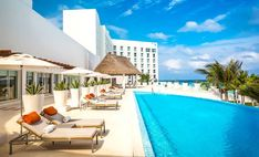 All-inclusive resort in the Mexican Caribbean, Le Blanc Spa Resort Cancun ad Palace Resorts Cancun, Moon Palace Cancun, Cancun All Inclusive, Luxury Spa Hotels, Best Spa, Flight And Hotel, Best Resorts, Vacation Trips, Hang