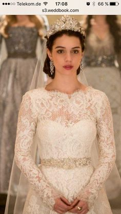 Another post on the many reasons why the costumes on Reign make me swoon! reign: queens of beaded bodices Princess Wedding Dresses, Bridal Dresses, Wedding Gowns, Queen Wedding Dress, Movie Wedding Dresses, Wedding Movies, Classic Wedding Dress, Wedding Lace, Wedding Bride