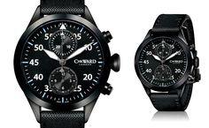 Christopher Ward C1000 Typhoon FGR4 Black Watch