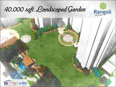 Rangoli Greens, near Vaishali Nagar offers a whopping 40,000 sq ft garden to its residents. The garden includes jogging track, kids play area, badminton court, open air theater a lot more amenities. Call 0141-4311153 to know more about the project & request a site visit. ‪#‎Manglam‬ ‪#‎RealEstate‬