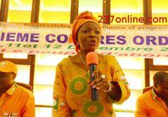 Grève des avocats et enseignants du Nord-ouest et du Sud-ouest du #Cameroun: Déclaration de Alice SADIO (AFP) #Team237