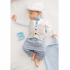 Baby Boy's Little Gentleman Suit - tinybundlesofjoy