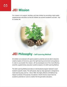 For more information or to book an appointment contact us at (647) 693-9335 or visit our website at www.jeiyork.ca #education #school #ourmission #toronto #parents #children Learning Methods, Academic Success, How To Gain Confidence, Learning Centers, Better Life, Philosophy, Toronto, Parents, York